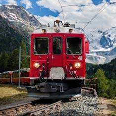 Trenino Rosso del Bernina